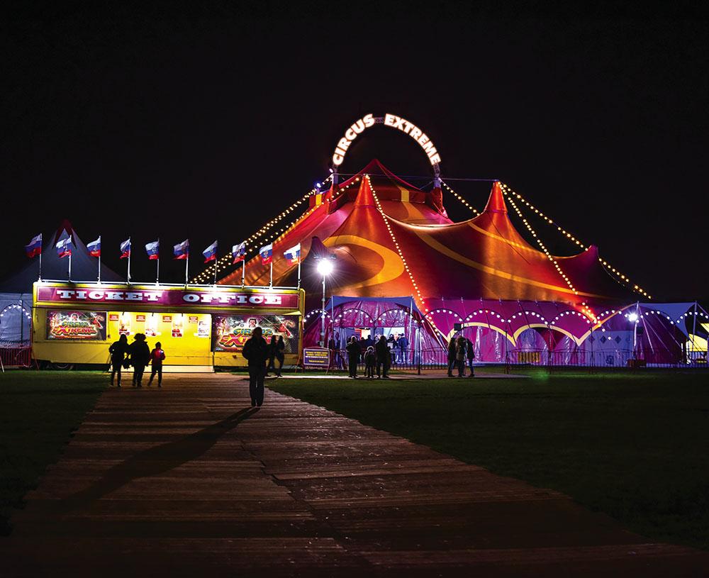 Risultati immagini per circus extreme 2019